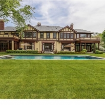 Country Home, Purchase New York, Back Yard Pool