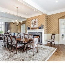 Country Home, Purchase New York, Dining Room A