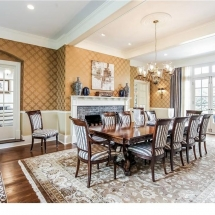 Country Home, Purchase New York, Dining Room B