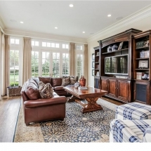 Country Home, Purchase New York, Family Room