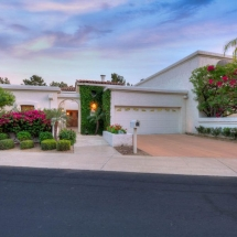 Arizona Biltmore Home, Front