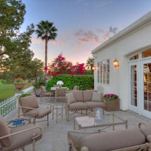 Arizona Builtmore Home, Terrace