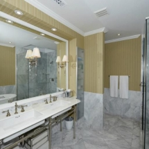 Washington DC Townhouse Master Bath