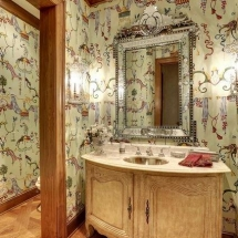George Maas Powder Room