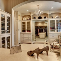 Patty Maas Walk in Closet