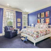 Country Home, Purchase New York, Boys Bedroom