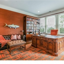 Country Home, Purchase New York, His Office