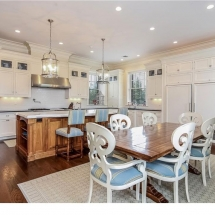 Country Home, Purchase New York, Kitchen