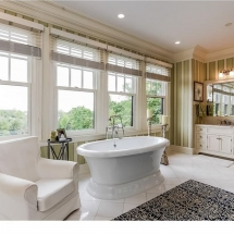 Country Home, Purchase New York, Master Bath